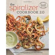 Spiralizer 2.0 Cookbook by Williams-Sonoma