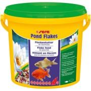 Hrana pesti iaz, fulgi, Sera Pond BioFlakes 3800ml, 600gr