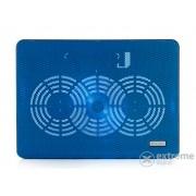 "Cooler laptop Logic LCP-09 15,6"", albastru"