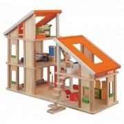 Chalet dollhouse & furniture