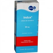 Indux 50mg c/ 10 Comprimidos