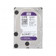 WESTERN DIGITAL 3TB 3.5'' SATA III 64MB IntelliPower WD30PURX Purple