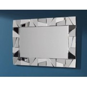 items-france VIGO - Miroir mural design 77x120