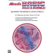 Alfred's Basic Solos and Ensembles, Bk 1 by Sandy Feldstein