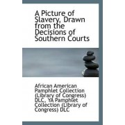 A Picture of Slavery, Drawn from the Decisions of Southern Courts by American Pamphlet Collection (Library of