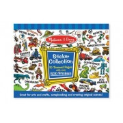 Blue Sticker Collection by Melissa & Doug