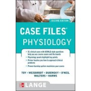 Case Files Physiology by Eugene C. Toy