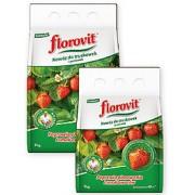 Florovit ingrasamant specializat granulat pentru capsuni, fragi si fructe de padure 3kg