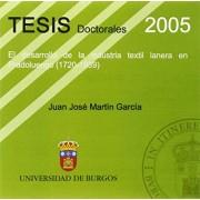 Universidad de Burgos El Desarrollo De La Industria Textil Lanera En Pradoluengo. 1720-1939