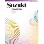 Suzuki Viola School, Vol 1 by Doris Preucil