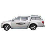 HARD TOP CARRYBOY MITSUBISHI L200 DOUBLE CAB 2006 - accessoires 4X4 marina