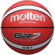 molten Basketball BGR7-RW - rot/weiß | 7