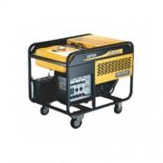 Generator de curent monofazat Kipor KGE 12 E, 9.5 kVA, motor 4 timpi, benzina, pornire electrica