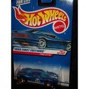 1999 First Editions -#16 Ford GT-40 Regular Rear Wheel #921 Mint