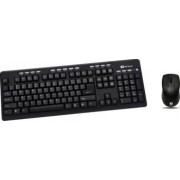 Kit Tastatura cu mouse Serioux 5500 USB Black