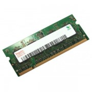 RAM PC Portable SODIMM Hynix HYMP112S64CP6-S6 AB-C DDR2 800Mhz 1Go PC2-6400S CL6