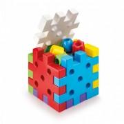 Quercetti Qubò bouwblokken 19 delig