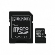 Kingston 16gb microsdhc class10 uhs-i read card + sd adapter
