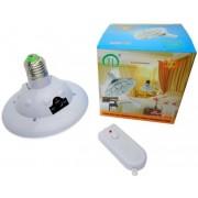 Bec LED cu Acumulator si Telecomanda E27 22 LEDuri JL678