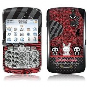 MusicSkins MS-SKEL30006 Screen protector BlackBerry Curve (8300/8310/8320) Skelanimals - Biased Love