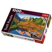 Puzzle 1000 db-os TREFL Maroon Lake-Aspen