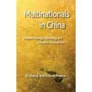 Multinationals in China by Si Zhang