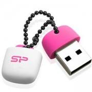 Флаш памет Silicon Power T07 Touch 32GB USB 2.0 Цвят Розов SLP-USB-T07V1P-32GB
