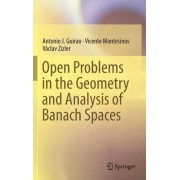 Open Problems in the Geometry and Analysis of Banach Spaces 2016 by Vicente Montesinos