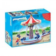 Playmobil Summer Fun 5548 Manège de Chaises Volantes