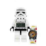 LEGO Star Wars Stormtrooper Wecker und Armbanduhren Bündel