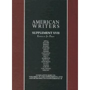American Writers Supplement by Axinn Professor of English Jay Parini