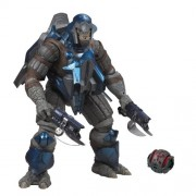 """HALO 2009 Wave 2 - Series 5 Equipment Edition Jump Pack Brute Figure Aprox 4.5"""""""