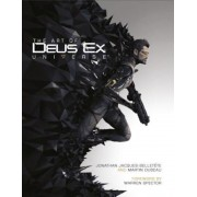 The Art of Deus Ex Universe, Hardcover