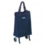 Gimi Brava húzós bevásárlótáska kék - 145028