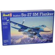Revell - 04937 - Maquette D'aviation - Sukhoi Su-27sm - 210 Pièces - Echelle 1/72