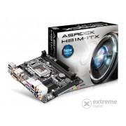 Placă de bază ASRock H81M-ITX LGA1150