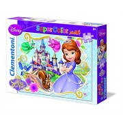 Clementoni 23651 - Sofia Ready To Be a Princess - Maxi puzzle 104 pezzi
