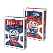 """""""Patch Products"""" 1452 Imperial Twin Pack Poker Cards"""