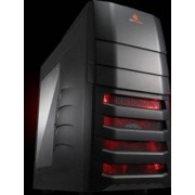 Cooler Master CM Storm Enforcer - Midi-Tower Black - Window-Kit