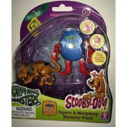 Scooby Doo Morphing Monsters Figure & Morphin Monster Pack with Scooby Doo Figure
