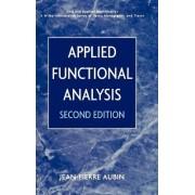 Applied Functional Analysis by Jean-Pierre Aubin