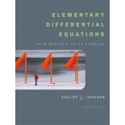 Elementary Differential Equations with Boundary Value Problems by Werner K