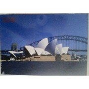 Sydney Opera House 500 Piece Jigsaw Puzzle