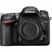 Nikon Fotocamera Digitale Reflex Nikon D7200 Body (Solo Corpo Macchina) Black