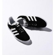 <adidas Originals(アディダス)> GAZELLE 17FW/スニーカー【ビューティアンドユース ユナイテッドアローズ/BEAUTY&YOUTH UNITED ARROWS メンズ スニーカー BLACK ルミネ LUMINE】