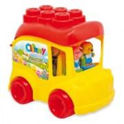 Clementoni kocke Clemmy školski autobus 14783