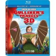 Gullivers travels BluRay 3D 2010