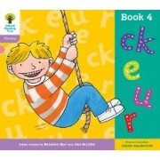 Oxford Reading Tree: Level 1+: Floppy's Phonics: Sounds and Letters: Book 4 by Debbie Hepplewhite