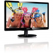 Monitor LED Philips 226V4LAB/00 Full HD Wide Negru