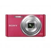 Sony Cyber-shot DSC-W830 (różowy)- szybka wysyłka! - Raty 50 x 10,78 zł - szybka wysyłka!